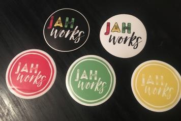 Logo'd Stickers