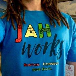 Jah Works Tee